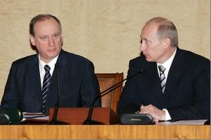 УБИЙЦЫ РОССИЯН ПУТИН И ПАТРУШЕВ