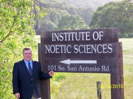 В Институте ноэтических исследований