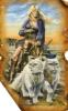 германская богиня Фрея