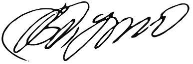 Подпись ПУ