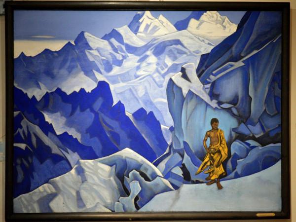 08 Сосуд нерасплесканный (1927) Холст, темпера (124.5 x 165,0)