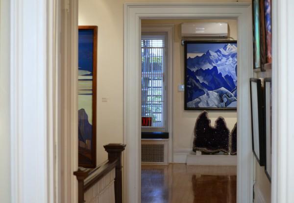 19 Комнаты с картинами Дома-музея Н.К.Рериха