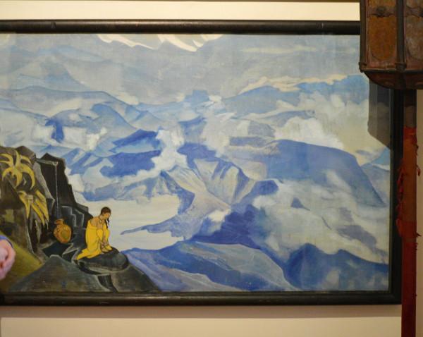 29 Капли жизни (1924) Холст, темпера (74,0 х 117,5)