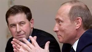 Илларионов с Путиным
