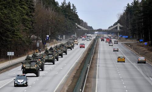 Heavy Weaponry NATO!