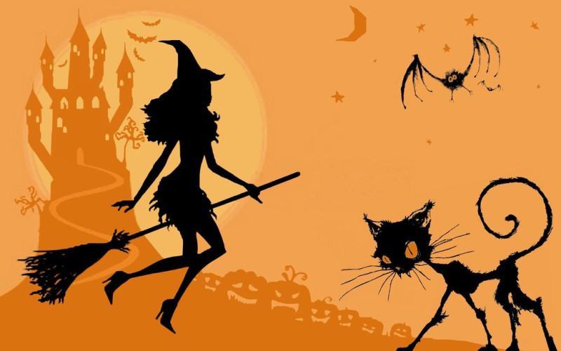 Хеллоуин!