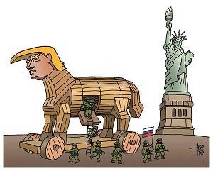 ТрампОвский Конь