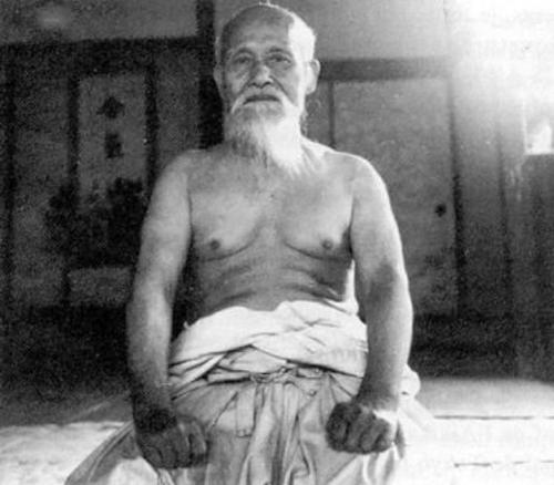 mother morihei