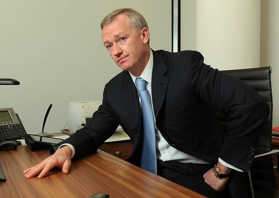 Владислав Баумгертнер перестал быть генеральным директором Уралкалия