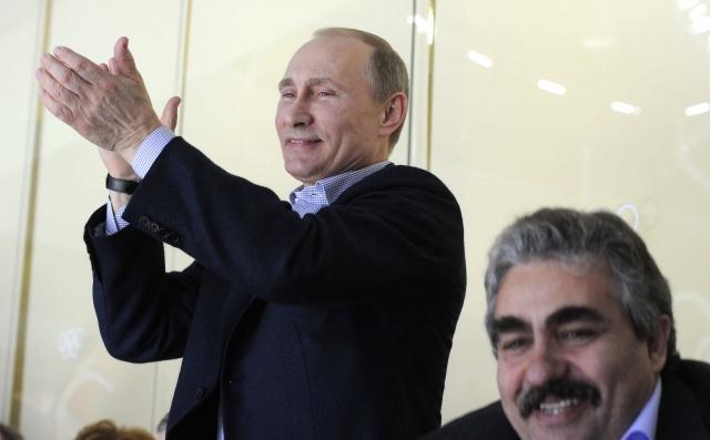 Россия - США, хоккей 2014: счет 2:3 по буллитам в пользу США