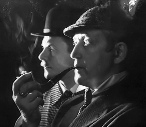 Шерлок Холмс без трубки - нонсенс!