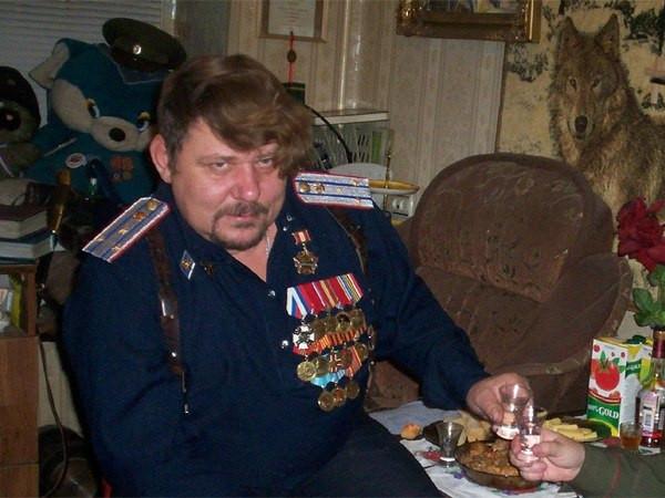 kazak-general
