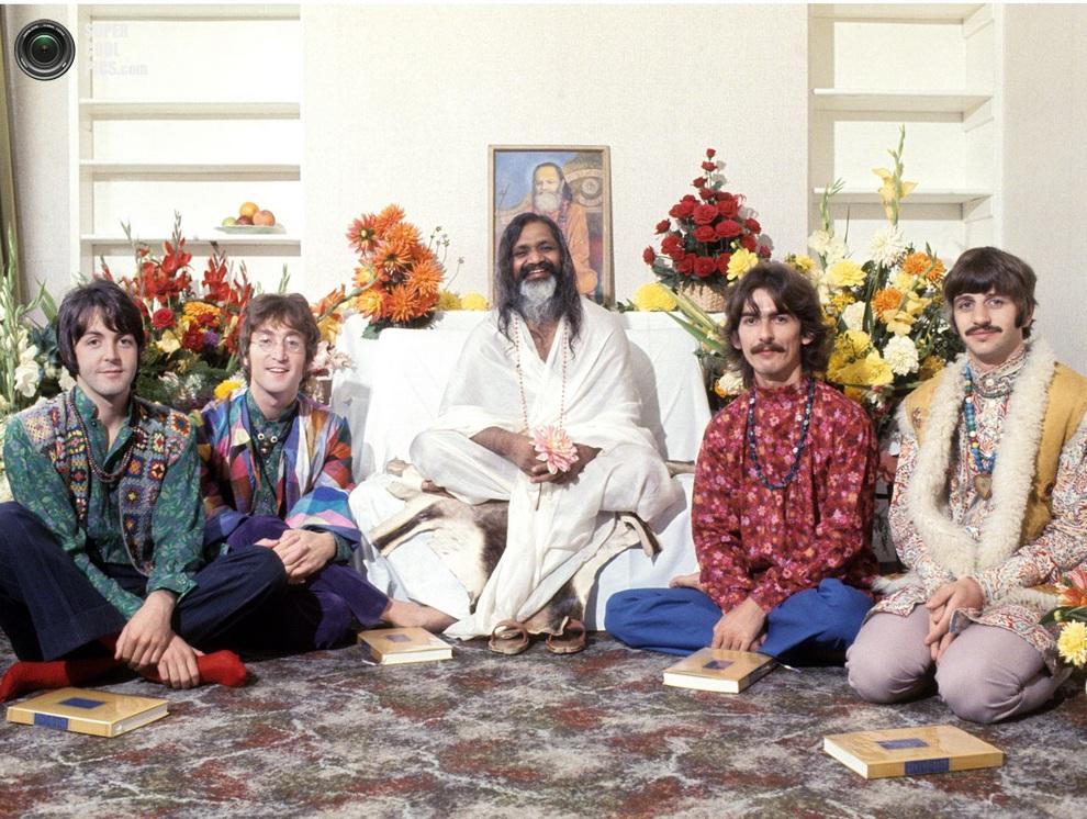 Махариши & Beatles