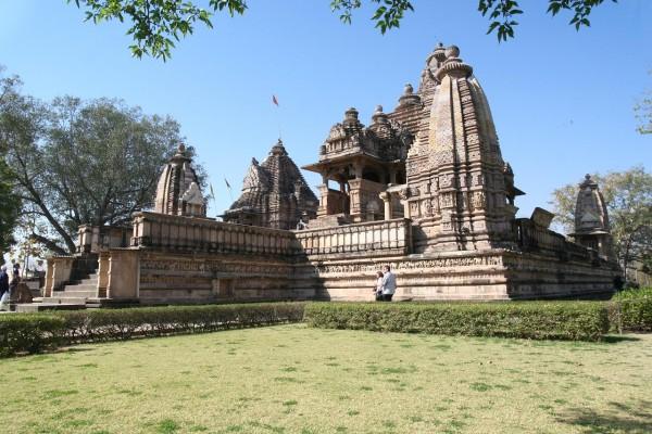 Храм Тантры Каджурахо