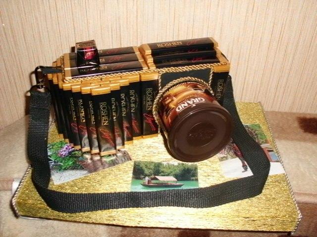 Подарок на день рождения своими руками фотографии
