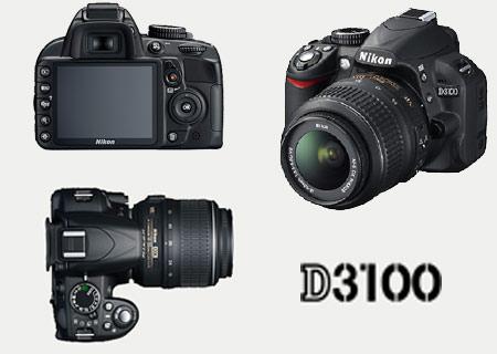 nikon d3100 picture