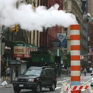 nyc steam