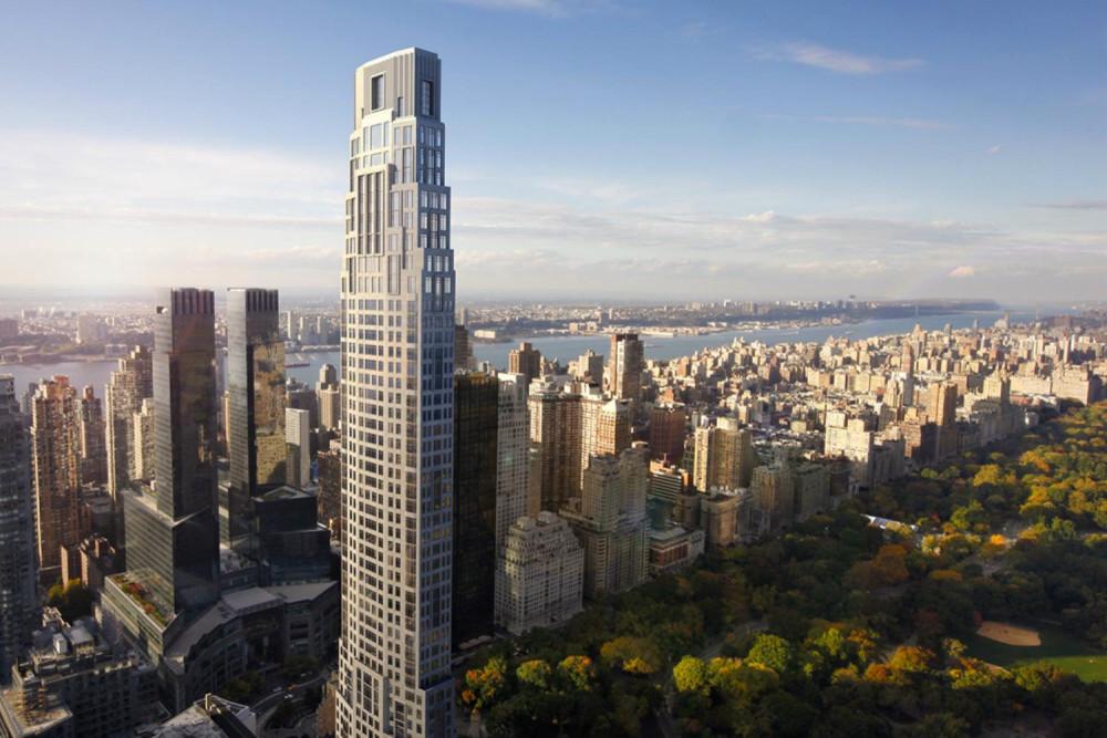 Недвижимость нью йорке парк сафа дубай