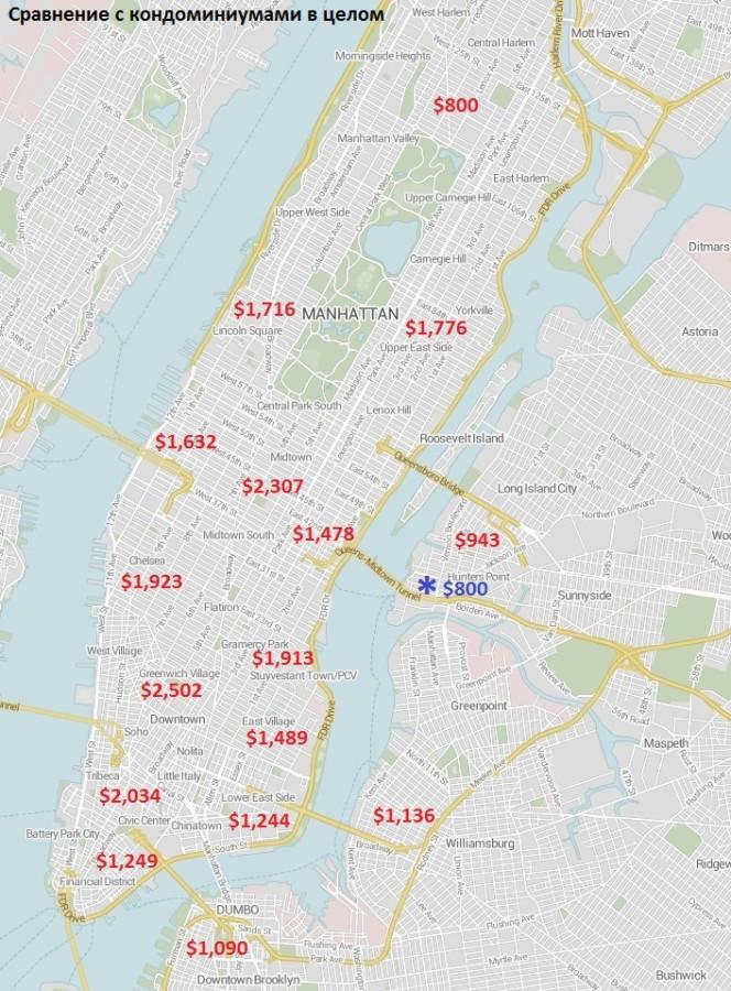 Manhattan map_sales_condo+