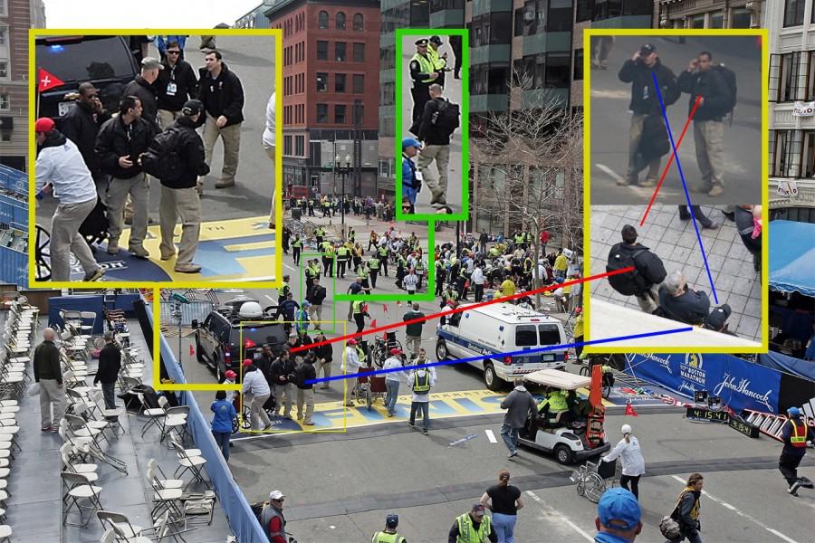 Реальные организаторы теракта на Бостонском марафоне