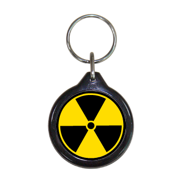 Радиоактивный брелок