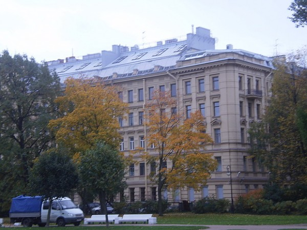 Доходный дом Ведомства учреждений имп. Марии, 2010-е гг