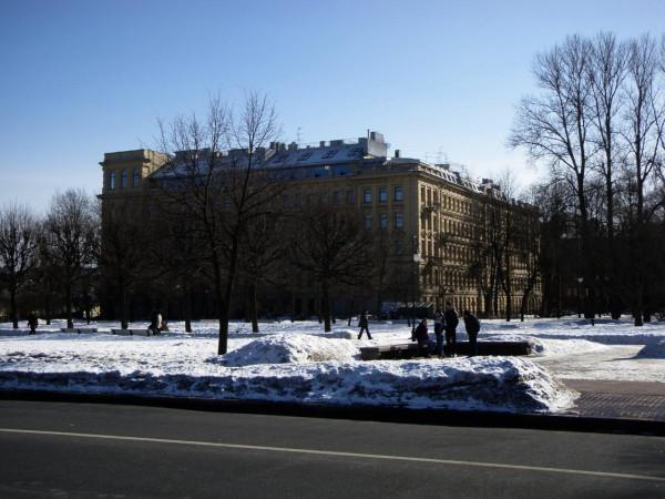 Доходный дом Ведомства учреждений имп. Марии, 2013 год