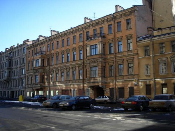Доходный дом М. П. Беляева, 2010-е гг