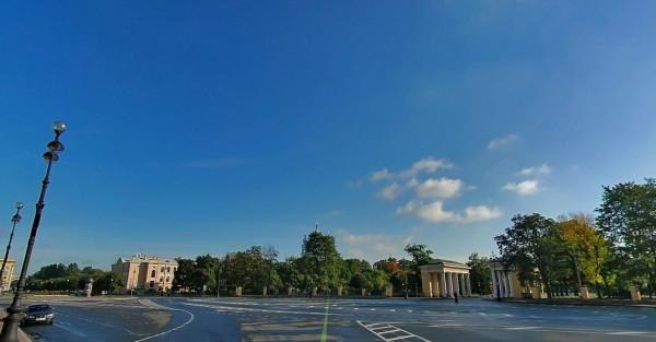 Площадь Пролетарской Диктатуры, Яндекс.Панорамы