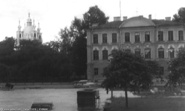 Художественное училище им. В. А. Серова, 1980-е гг
