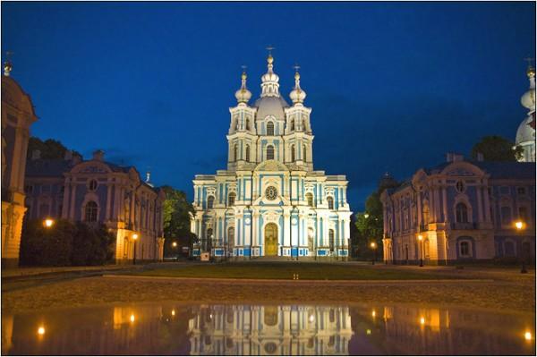 Смольный собор, 2010-2013 гг