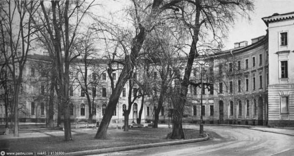 Александровский институт, 1972 год