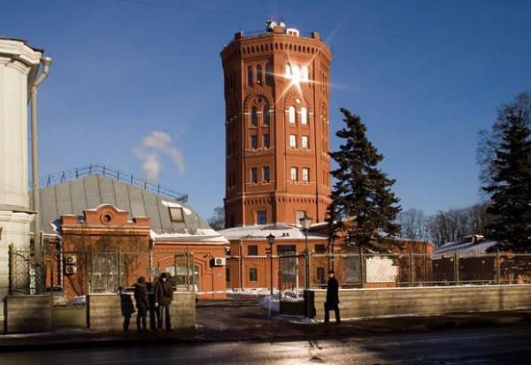10 Водонапорная башня - Музей воды, 2010-е гг