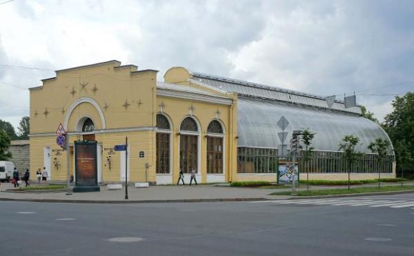 Оранжерея Таврического дворца, 2013 год
