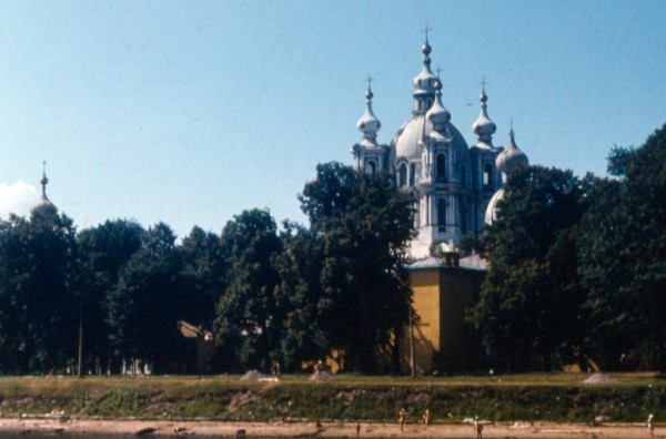 Бобкин сад, 1983 год