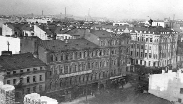 Панорама Песков, 1910-1917 гг