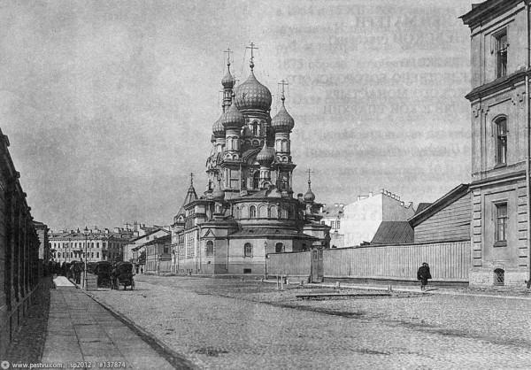 Церковь Шестаковской иконы Божией Матери 1901-1905 гг