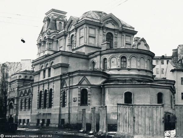 Церковь Шестаковской иконы Божией Матери 1995 год