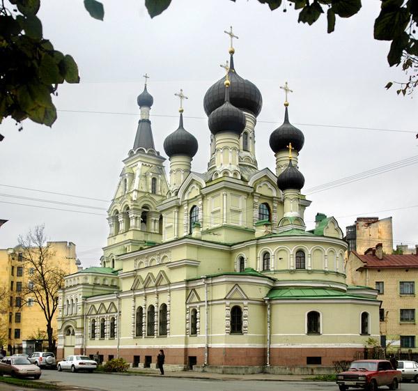 Церковь Шестаковской иконы Божией Матери 2008 год