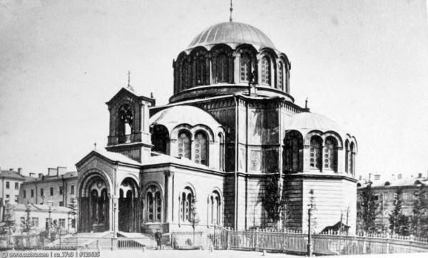 Греческая церковь, 1870 год