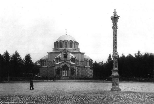 Греческая церковь, 1890-1910 гг