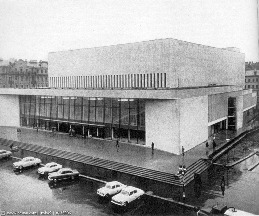 БКЗ Октябрьский, 1978 год