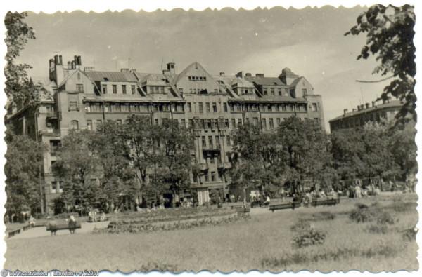 Сад Прудки, 1956-1962 гг
