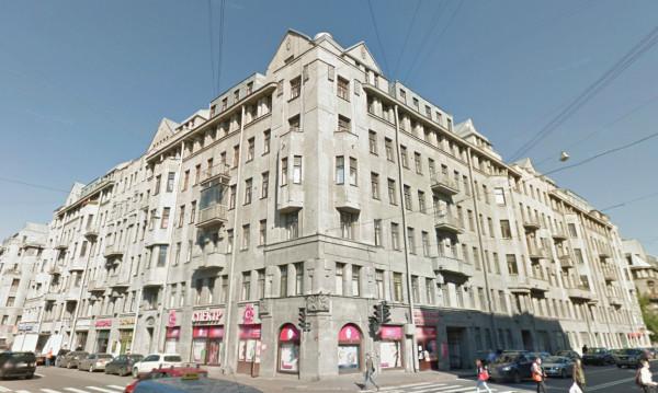 улица Некрасова, д. 60
