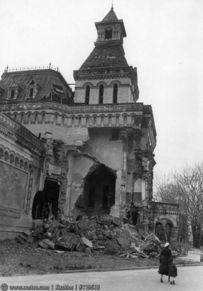 Суворовский музей. 1943 год
