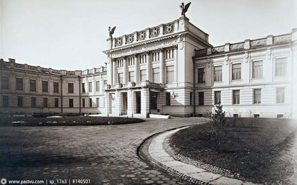 Николаевская академия Генерального штаба. 1901-1909 гг