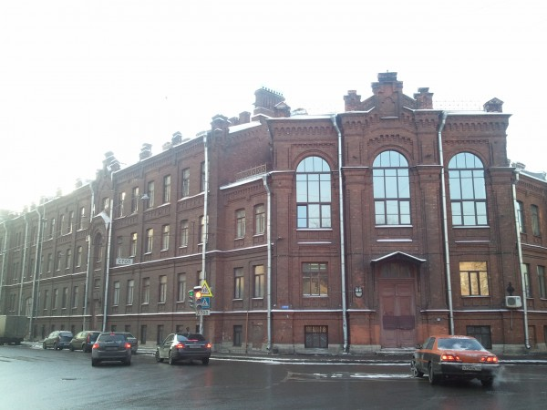 Комплекс зданий больницы Общины св. Евгении, 2014 год