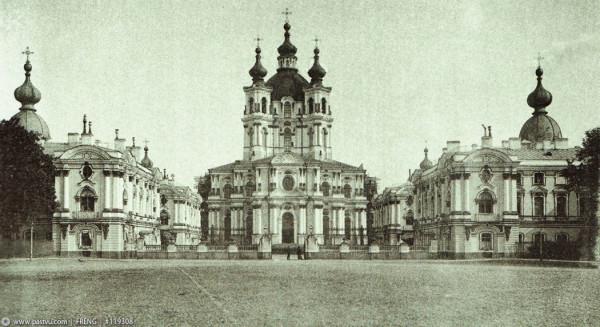 Воскресенский Смольный собор, 1910 год