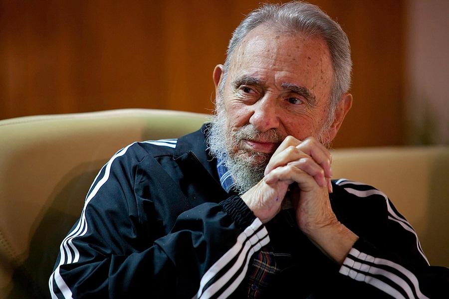 Сегодня не стало Фиделя Кастро…