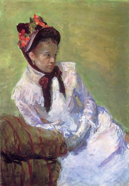 4-2 Mary Cassatt (1844-1926).  Self-portrait 1878.jpg